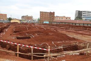 ongoing open market construction